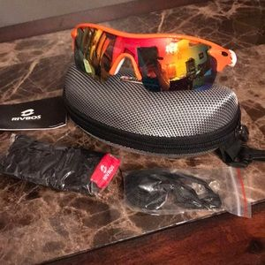 💥New! Rivbos polarized sports sunglasses 🕶